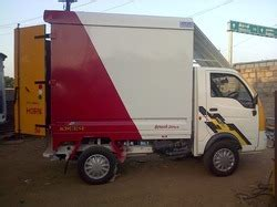 Tata Ace Modification by Mini Truck Mini Tempo Price Manufacturers