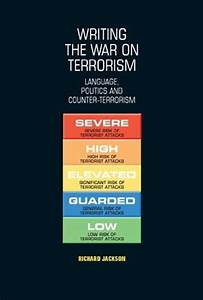 terrorism research paper outline