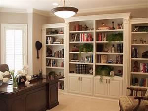 Office Bookshelves - TaylorCraft Cabinet Door Company