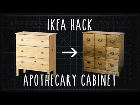 Apothecary Cabinet Ikea Hack by 17 Best Images About Tarva Hacks On Mid