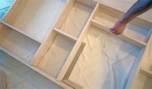 Etagere Sur Mesure En Ligne : fabriquez une biblioth que sur mesure qui sert aussi de ~ Edinachiropracticcenter.com Idées de Décoration