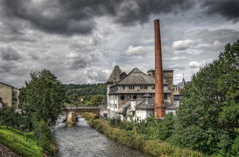 Die Alte Fabrik (ein Hdrversuch) Foto & Bild Industrie