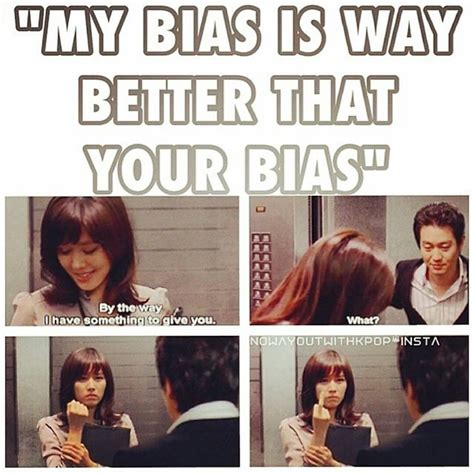 Kpop Memes - my bias is better than yours