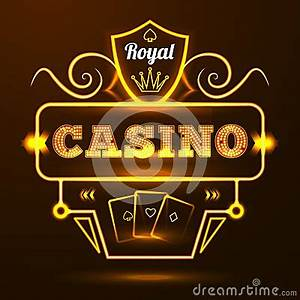 Casino Neon Sign Stock Vector Image