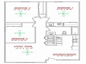Energy efficient home designs floor plan most energy for Most energy efficient home designs