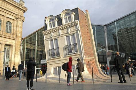maison fond gare de paris nord artcop