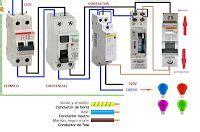 esquemas el 233 ctricos como conectar un reloj horario a un contactor electrical installation