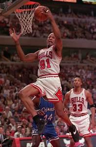Dennis Rodman: Big piece of the Bulls' party