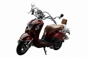Motorroller Vespa 50ccm : retro venice retro motorroller mit 50 ccm news ~ Jslefanu.com Haus und Dekorationen