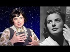 Isabella Rossellini On How Fame Destroyed her Mother ...