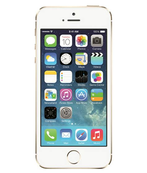 iphone 5s mobile apple iphone 5s 16gb gold mobile phone