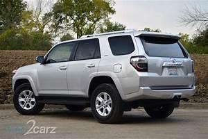 2014 Toyota 4Runner SR5 Premium Review Web2Carz