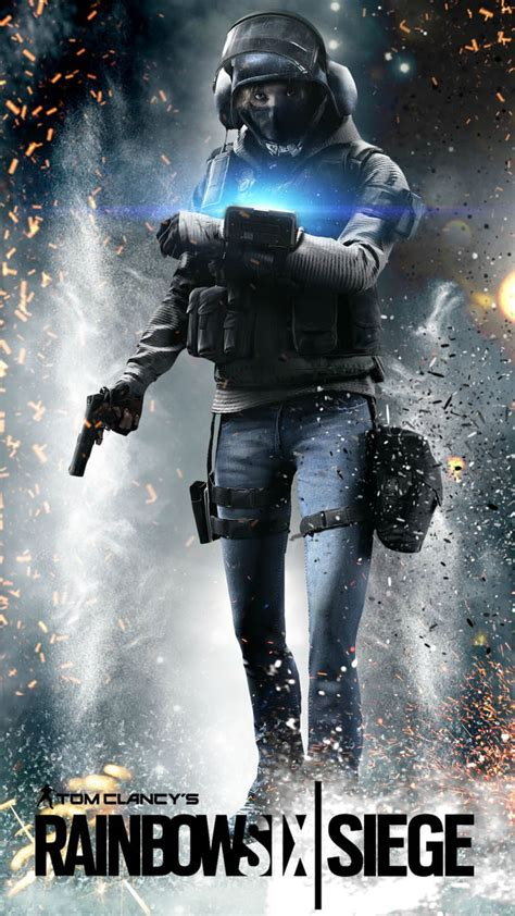 For Those People Who Play Rainbow Six And Like Iq Heres A