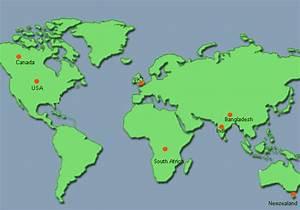 Mumbai World Map | Timekeeperwatches