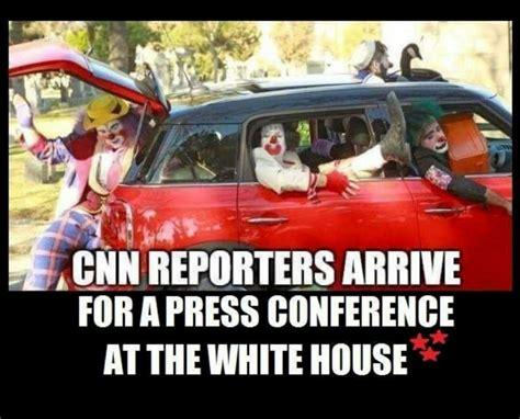 news network cnn morphs into clown news network thepubliceditor