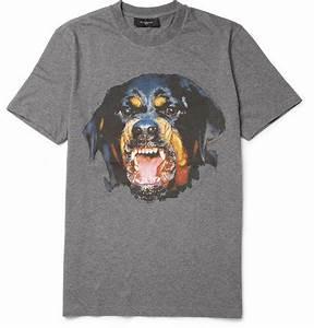 Splurge: Nicole Richie's LA Givenchy Rottweiler Print ...