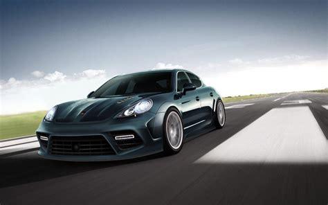 Mansory Porsche Panamera 2 Wallpaper