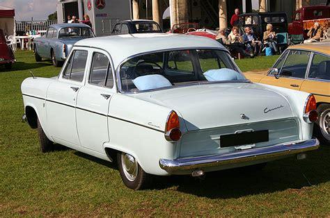 File:Ford Consul 204E 1960 rear.jpg - Wikimedia Commons