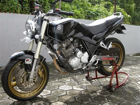 Modif Scorpio Fighter by Scorpio Z Modifikasi Fighter Thecitycyclist
