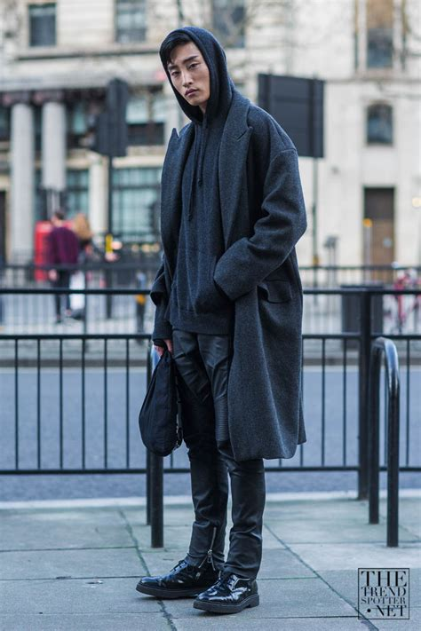 The Best Street Style From London Men's Collections AW 2016