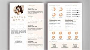 the best cv resume templates 50 examples design shack With cv template design