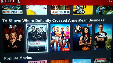 Netflix Subcategory Of The Day The Poke