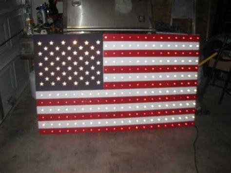 christmas yard decoration american flag  christmas