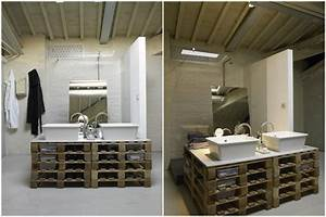 Acheter Meuble En Palette Bois : cr er du mobilier avec des palettes en bois ~ Premium-room.com Idées de Décoration