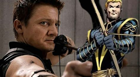 Avengers Hawkeye Actor Jeremy Renner Shows His Last