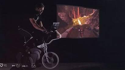 Bike Virtual Oculus Rift Exercise Reality Outside