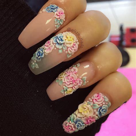 acrylic nail design ideas 129 acrylic nail designs ideas design trends
