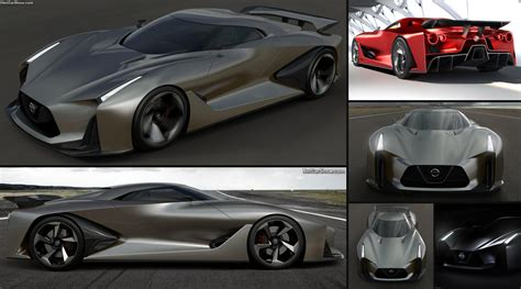 2020 Nissan Gran Turismo by Nissan 2020 Vision Gran Turismo Concept 2014 Pictures