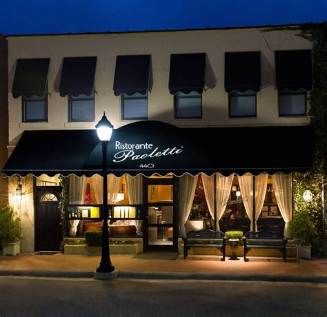 restaurant bureau paoletti s restaurant highlands nc vacation visitor guide