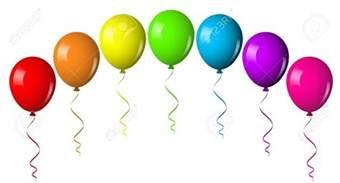 free birthday balloon clipart 56