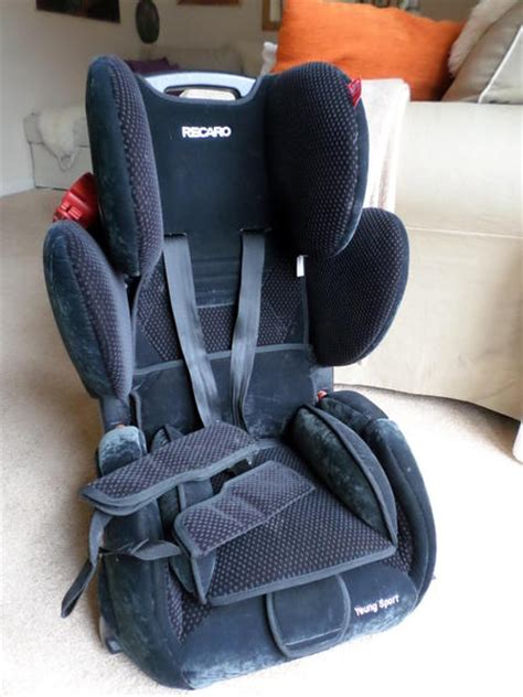 Recaro Young Sport Car Seat In Eastbourne Expired