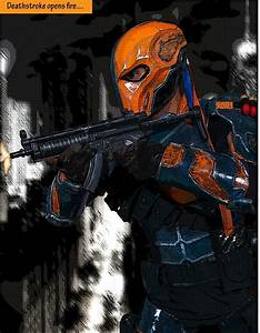 DEATHSTROKE Cosplay Costume (Arkham Origins) 2.0 by ...