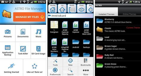 android app manager best file explorer and file manager apps for android