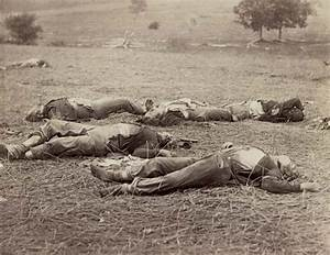 Aftermath of Battle of Gettysburg, July 1863 - Students ...