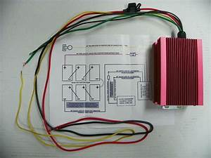 Club Car 48 Volt To 12 Volt Reducer Wiring Diagram