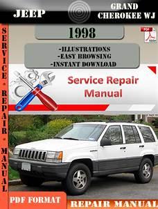 Jeep Grand Cherokee Wj 1998 Digital Service Repair Manual