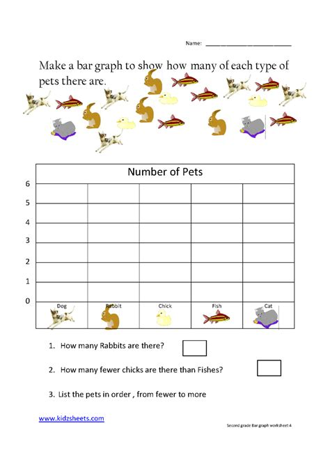 graph worksheets first grade worksheets maths worksheets second grade bar graph bar