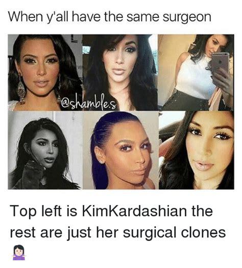 Korean Plastic Surgery Meme - kardashians before plastic surgery meme best plastic 2018