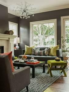 Graue Couch Wohnzimmer : 1001 sofa grau beispiele warum sie ein sofa genau ~ Michelbontemps.com Haus und Dekorationen