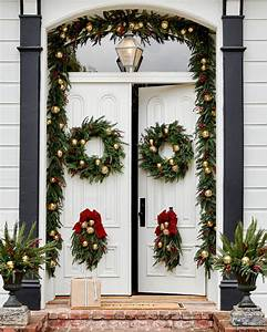 Outdoor, Christmas, Decorating, In, 4, Steps