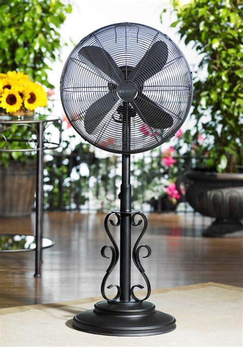standing outdoor fan outdoor patio fans oscillating