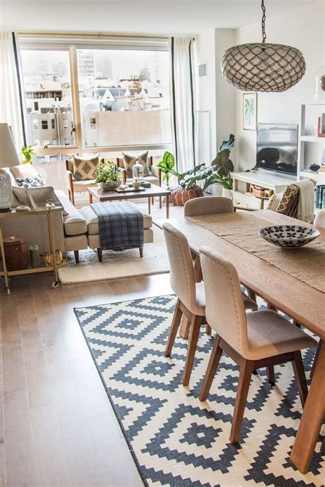 small living dining ideas  pinterest living