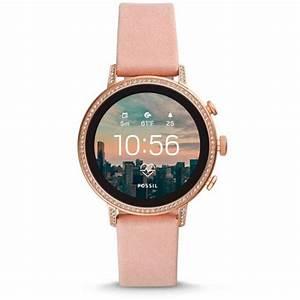 Montre Fossil Connectee : montre fossil ftw6015 montre connect e 4 me g n ration ~ Melissatoandfro.com Idées de Décoration
