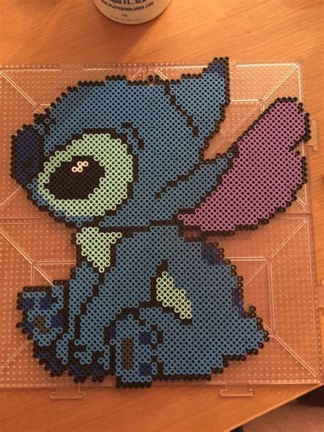 Stitch (Lilo & Stitch) perler beads by EquipItem Diy