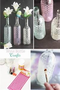 100 diy wine bottle crafts home design garden