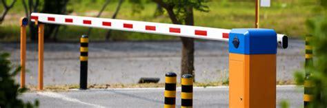 car parking partnership anpr linked barrier solutions